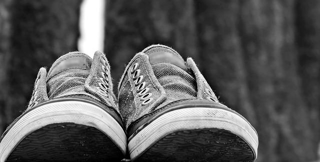 sneaky sneakers
