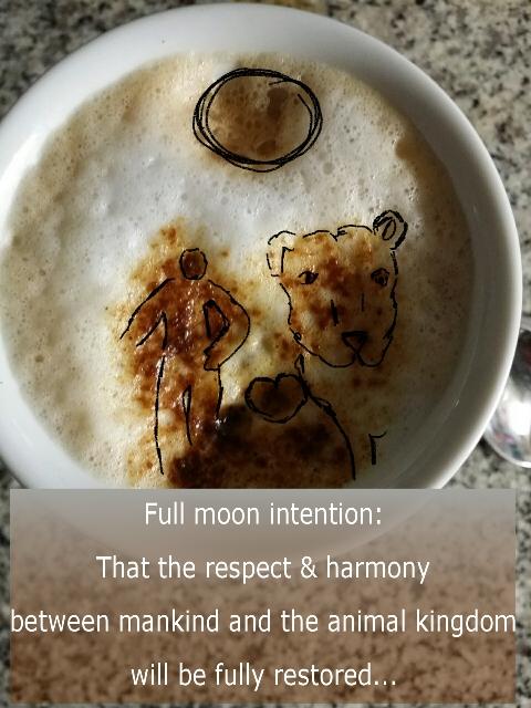 #Coffeetalk Volle maan 23 september 2018 uitjebewust