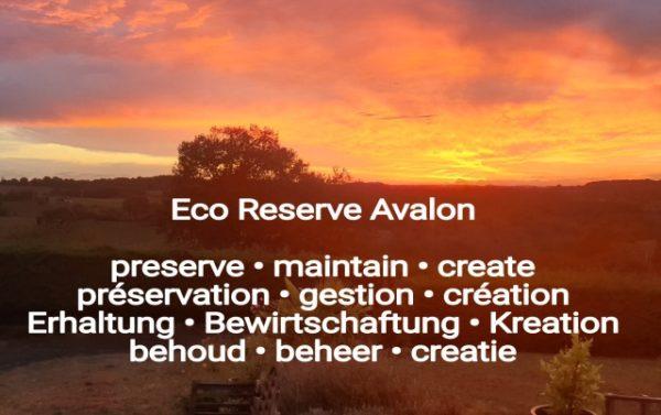Eco Reserve Avalon uitjebewust